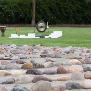 Sound Healing Instruments Outdoors
